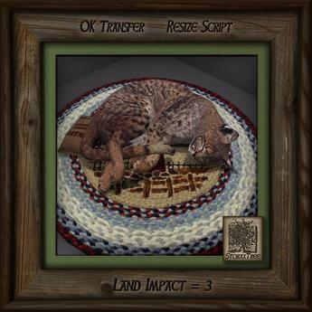 Feline Treasures - Naptime - Doma Bobcat s