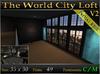 The World City Loft - Skybox - Mesh