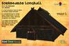 Forkbeards Longhall - Torvaldsland medieval viking rustic