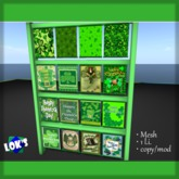 Lok's St. Patrick's Day Wall Hangings