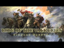 Gesture - Wagner - Ride of the Valkyries