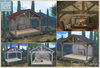 {what next} Toscana Gazebo - Full Set (mesh)
