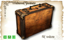 [MF] Mesh Old suitcase (boxed)