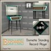Exposeur - Dunnette Standing Record Player - Berry