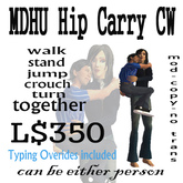 MDHU HIP CARRY CW V1.5 box