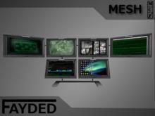 FAYDED - Desktop Monitors