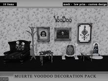 muerte voodoo pack