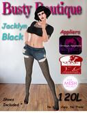 Busty Boutique Jacklyn black