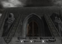 Ritual Scene Mausoleum