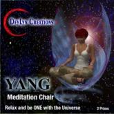 Yang Meditation Chair