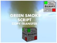 Green  Smoke Script