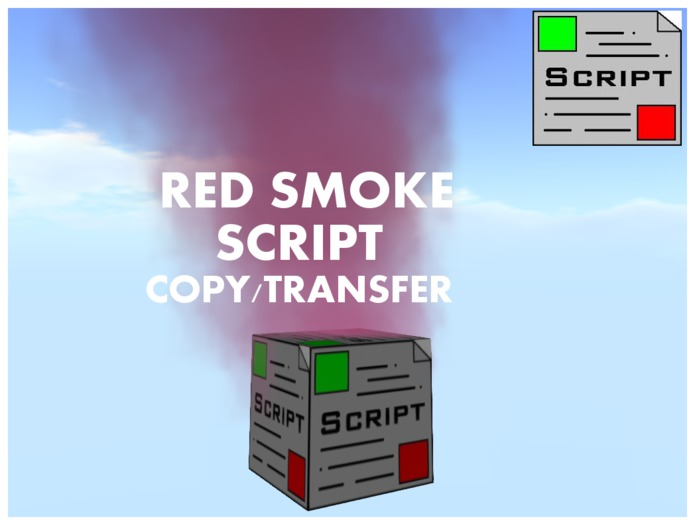 Red Smoke Script