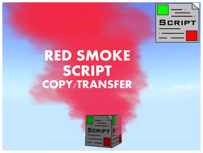 Red Smoke Script