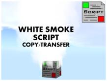White Smoke Script