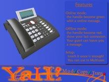Telephone pro