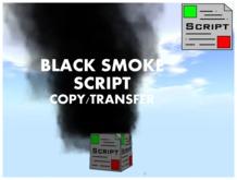 Black Smoke Script