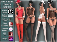 [TKS] BASIC -  Tux and Tails Lingerie Fatpack