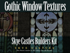 ++ Skye Castles Builders Kit Gothic Windows Textures Full Perms