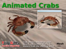 Animated Crabs