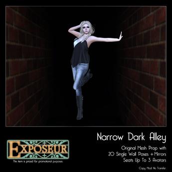 Exposeur - Narrow Dark Alley