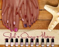 MAAI Slink Omega Maitreya HUD - hands & feet * darling