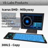 Icarus DHD - Milkyway edition