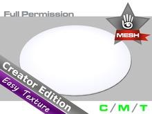 KUBRIC FLUX - Full Perm - Round Rug