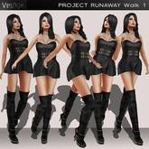 Vestige - Project Runway Walk 1