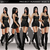 Vestige - Project Runway Walk 5