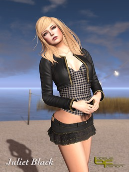 Babele Fashion :: Juliet Black