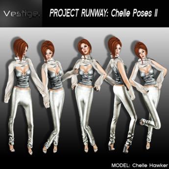 Vestige - Project Runway Chelle 2