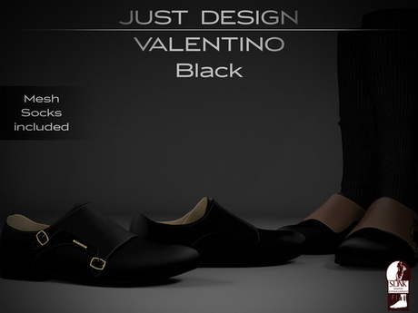 JD - Valentino Black