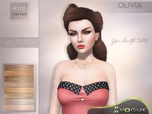 enVOGUE - HAIR Olivia - Light Blondes