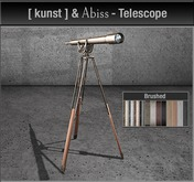 [ kunst ] & Abiss - Telescope / brushed
