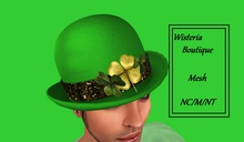 St. Pats Hat.