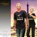 *Chopard Couture* T-Shirt JE SUIS CHARLIE - Men - Women (Mesh)