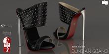 -Duncan Giano- Adele Black Boxed (Slink High, Maitreya Lara and Belleza Mesh Body)