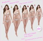 HeatherD's Female Body Shapes