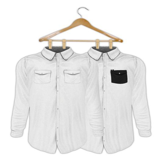 Sun*Love - Zuzu Shirt White