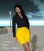 Babele Fashion :: Secretary Outfit Yellow and Black