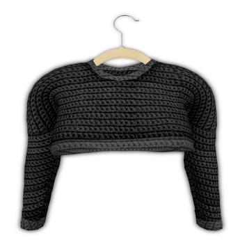 Sun*love - Kyno Sweater Black