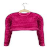 Sun*love - Kyno Sweater Hot Pink *GIFT*