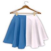 Sun*Love - Daynight Skirt Blue *GIFT*
