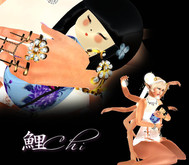 1.(^-^*)Koi Chi Gacha`Girl Chibi~Kiku-Box
