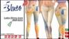 [BLUES] Ladies Skinny Jeans - R&B goetz - (mesh)