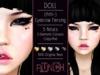 PUNCH / Doll / (Anti-) Eyebrow Piercing {Mesh}