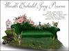 Boudoir-Wearable Enchanted Spring Recamier