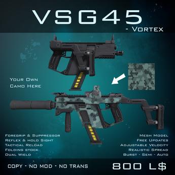 [BW] VSG45 Vortex - v2 - Box