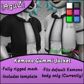 [AguZ] Kemono Gummi Jacket