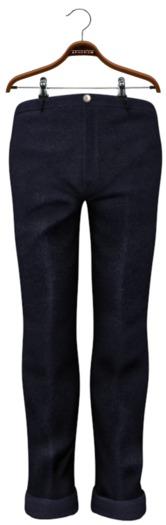 !APHORISM! Wool Pants Blue